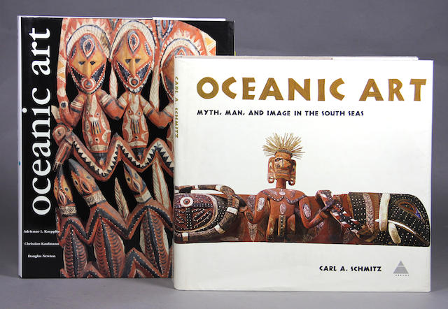 [POLYNESIAN ART & ARTIFACTS.]