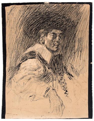 "(n/a) Joseph Clement Coll (American, 1881-1921) ""Joseph Colburgher,"""
