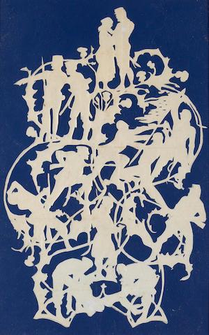 Hans Christian Andersen (Danish, 1805-1875) Untitled,