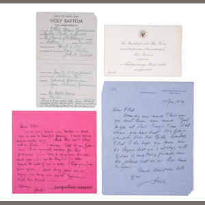 Ethel Merman manuscripts