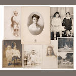 Ethel Merman personal photographs