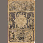 PARKINSON, JOHN. 1567-1640. Theatrum Botanicum: the Theater of Plants. Or, An Herball of a Large Extent. London: Thomas Cotes, 1640.
