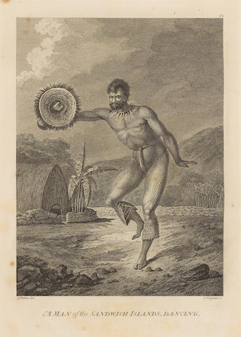 [COOK, JAMES. 1728-1779.] [A Voyage to the Pacific Ocean. London: W. & A. Strahan for G. Nicol, 1784.]