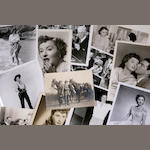 Barbara Stanwyck photograph archive