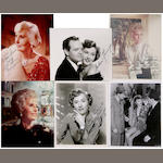 Barbara Stanwyck signed photographs