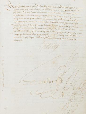 HENRY III OF FRANCE. 1551-1589.