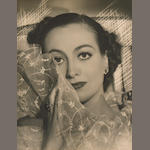Joan Crawford signed photograph