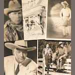 Cowboy signed photos