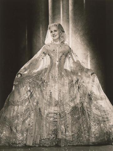 Norma Shearer's Marie Antoinette albums