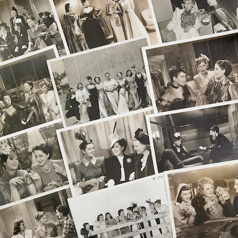 Norma Shearer photographs from The Women