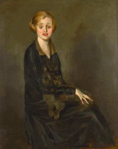 James Ben Ali Haggin III portrait of Laurette Taylor