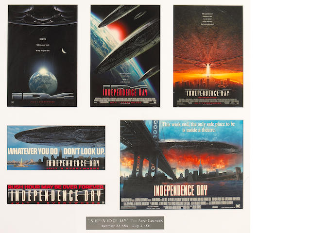 Independence Day promotional materials