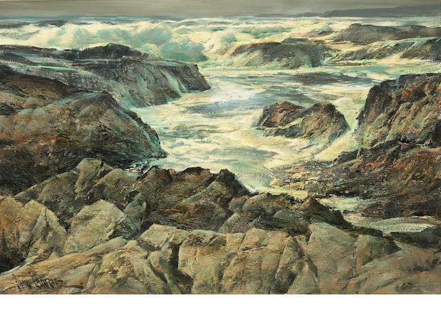 Paul Lauritz, Rock Bound Coast, Carmel