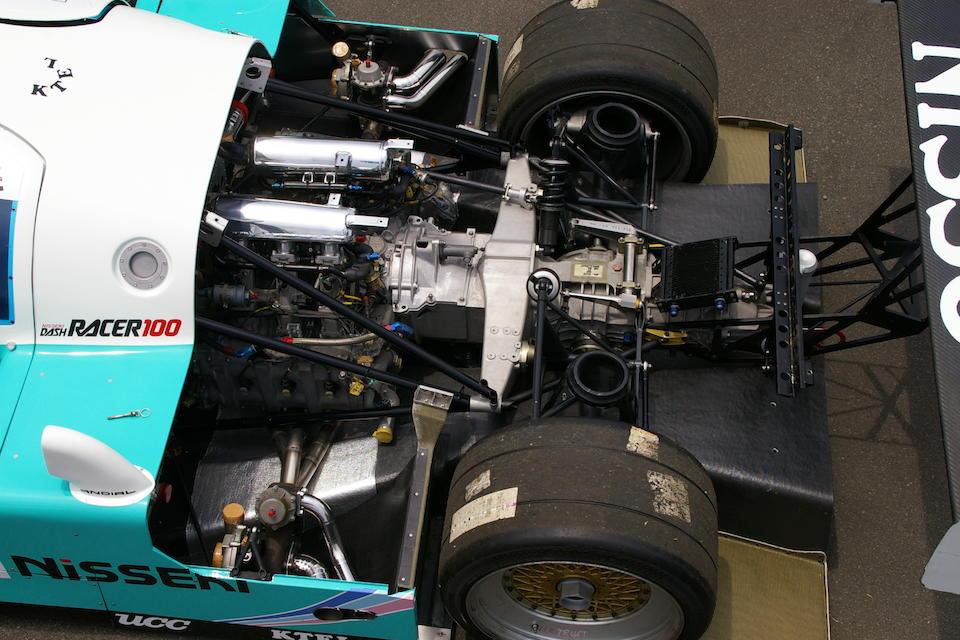 1987 Nisseki Trust Porsche Typ 962 T  Engine no. 956 308