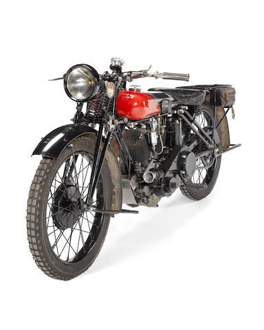 1925 Coventry-Eagle 980cc Flying-8 SV