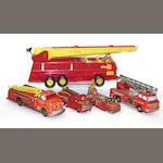 Quantity Of Fire Engines