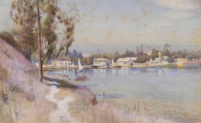 Richard L. Partington, Oakland Boat Basin (2)
