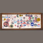 Political Pinbacks And Other Collectibles