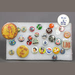 Non-Political Buttons