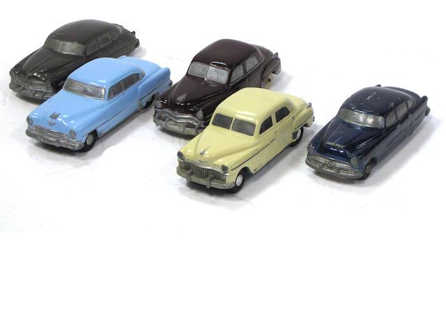 Metal Promotional Cars