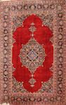 A Kashan carpet size approximately 7ft. 10in. x 11ft. 10in.
