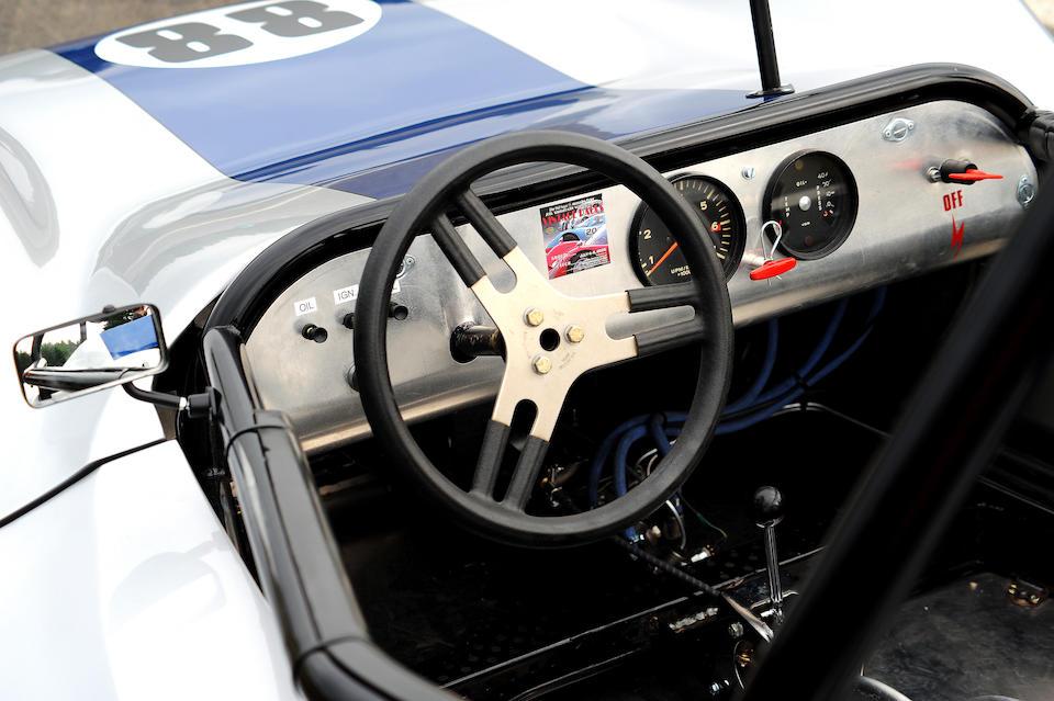 1963 DKW-Porsche TM Special