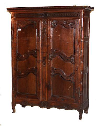 A Louis XV armoire