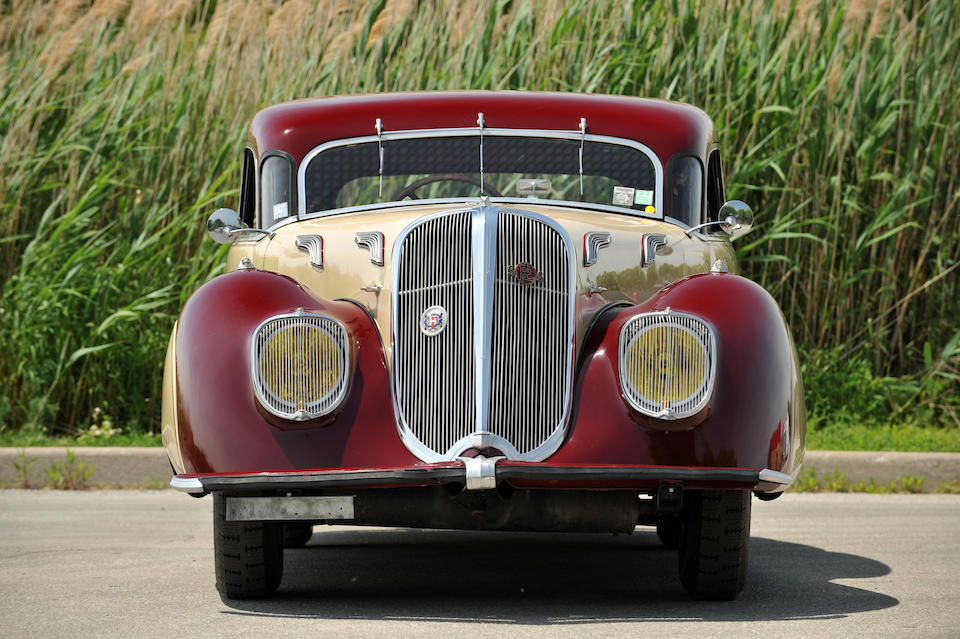 1937 Panhard X76 Dynamic  Chassis no. 200128 Engine no. 200128