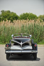 1932 Auburn 12-160 Boattail Speedster  Chassis no. 1973E Engine no. BB2419