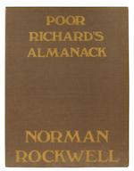 Norman Rockwell (American, 1894-1978); Poor Richard's Alamanack; (7)