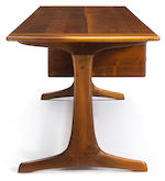 Sam Maloof walnut desk 1967