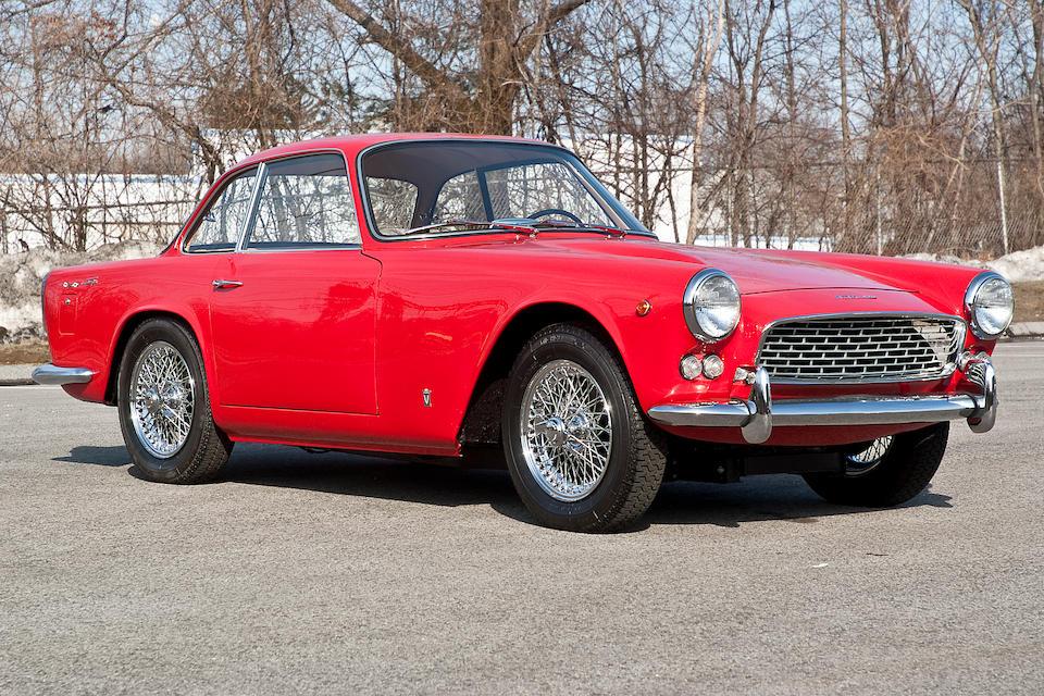 Bonhams 1961 Triumph Italia 2000 Coupe Chassis No Tsf523lc00