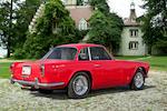 1961 Triumph Italia 2000 Coupe  Chassis no. TSF523LC00
