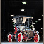 1906 Cadillac Model K Single  Chassis no. 22134