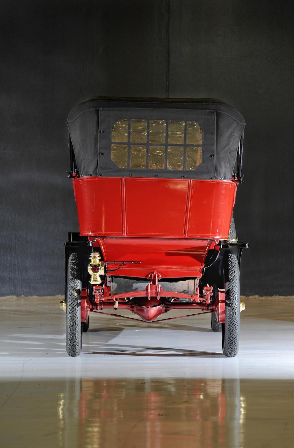 Ex-Dr. Samuel L. Scher, Richard Paine, and John M. O'Quinn,1906 American Tourist Roi-des-Belges Touring Car  Chassis no. 1783