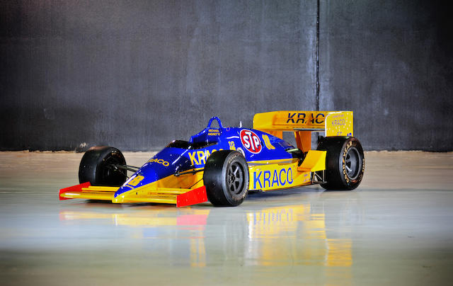The ex-Michael Andretti/Kraco Enterprises,1987 March-Cosworth 87C Single-Seater Racing Indycar  Chassis no. 87C-06