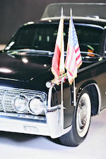1964 Lincoln Continental 'Popemobile'  Chassis no. 4Y82N406266