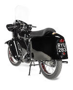 1955 Vincent 998cc Black Prince Frame no. RD 12937B/F Engine no. F10AB/28/11037