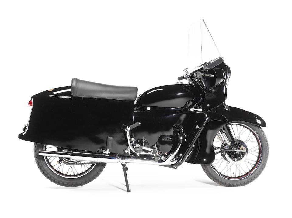 1955 Vincent 998cc Black Prince Frame no. RD 12937B/F Engine no. F10AB/28/11037