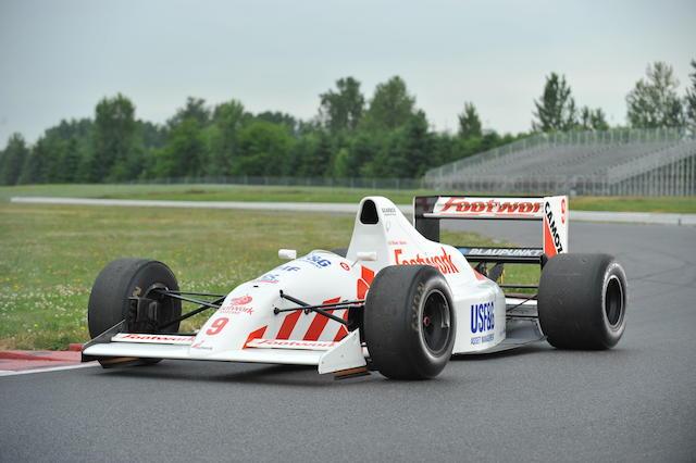 The Ex-Michele Alboreto,1990 Footwork-Arrows FA11B Formula 1 Racing Single-Seater  Chassis no. FA11B-03