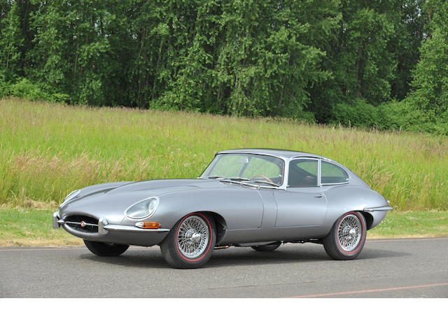 1965 Jaguar E-Type Coupe  Chassis no. 1E 31973 Engine no. 7E5909-9
