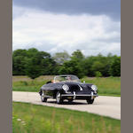 1962 Porsche 356B Cabriolet  Chassis no. 89753 Engine no. 700369