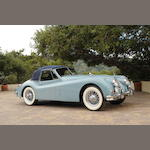 1956 Jaguar XK140 Roadster  Chassis no. S818031DN Engine no. G5728-8S