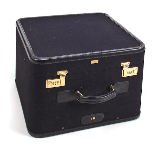 A T. Anthony black case,