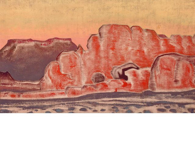 "Nikolai Roerich, ""The Grand Canyon,"""
