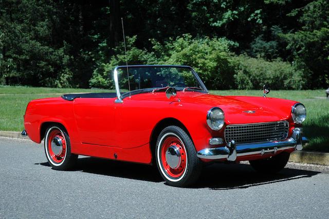 Austin-Healey Sprite  Chassis no. HAN6L/5479