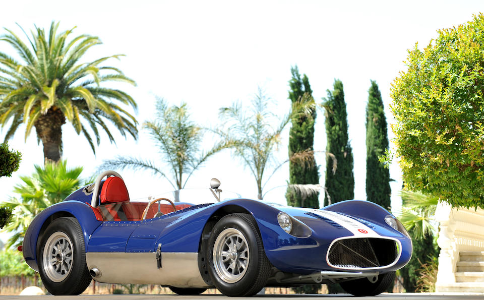 The 1960-1962 Giant's Despair Hillclimb Winning and three-time record setting,1959 Sadler-Meyer Special  Chassis no. SC008 Engine no. 3756519