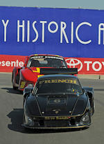 The 1989 British GT Championship and Monterey Historics race winning ,1979 Porsche  935/80  Chassis no. 000 0029