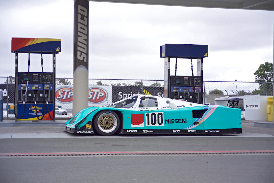 The Ex-Richard Lloyd Racing, 1987 Norisring FIA World Sports Prototype Championship Winner,1987 Porsche Typ 962 Group C Racing Coupe  Chassis no. RLR 962-106B Engine no. 956 348