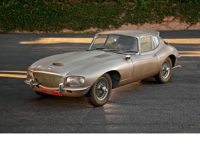 1966 Jaguar XKE Coupe  Chassis no. 1E30635